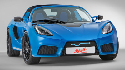 Detroit Electric Reveals SP:01 EV Ahead Of Shanghai