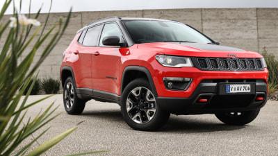 2017 Jeep Compass details