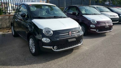 Fiat 500 Spied Testing Ahead Of New Model's Unveiling