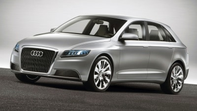 Audi A3-Based 'V4' MPV Coming: Report