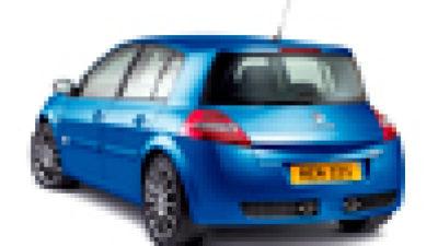 Megane Renault Sport 225 Five-Door