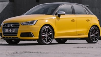 Road test: Audi S1 Sportback