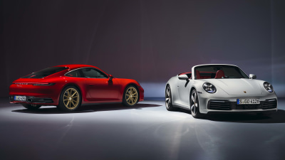 2020 Porsche 911 Carrera revealed, here late 2019