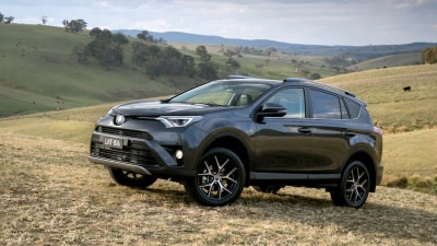 Toyota Adds Value And Safety To RAV4 Range