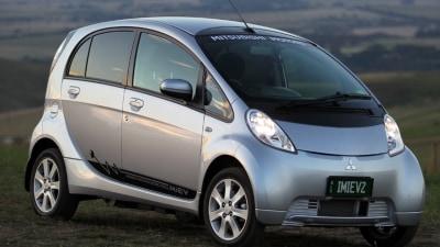 2010, 2012 Mitsubishi i-MiEV recalled