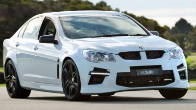 2013 HSV GTS Gen-F Track Test Review