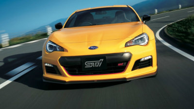 Subaru BRZ tS Limited Edition Revealed For Japan
