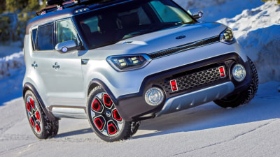 Kia Trail'ster: Soul Gets Electric AWD For Chicago Snow