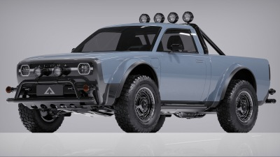 2023 Alpha Wolf electric ute revealed