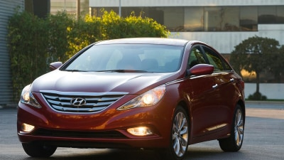 2010 Hyundai i45 To Get First Australian Motor Show Appearance At Brisbane