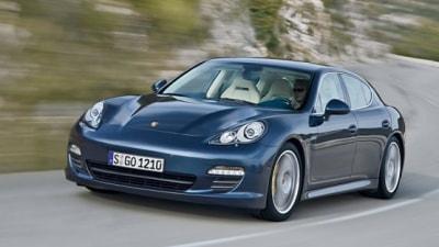 Porsche Sales Slump; Panamera To The Rescue?