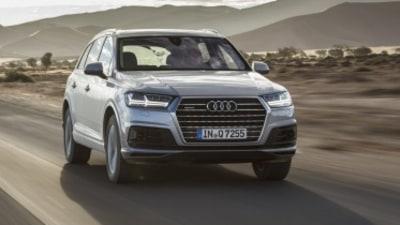Audi Q7 plug-in revealed