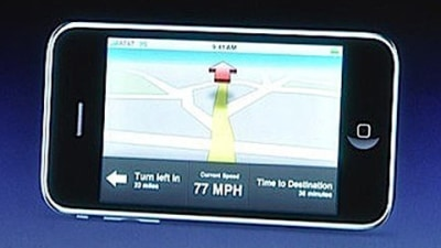Upcoming iPhone 3.0 OS Update Includes Turn-By-Turn GPS Functionality