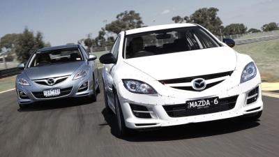 2012 Mazda6 SkyActiv-D Diesel Prototype Review
