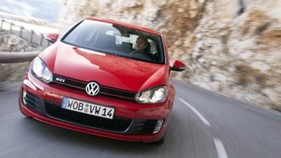 2010 Volkswagen Golf GTI Pricing And Details Revealed