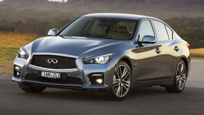 2016 Infiniti Q50 To Get 'Old Fashioned' Hydraulic Power Steering: Report