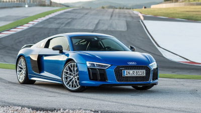 2016 Audi R8 V10 and V10 Plus - Prices, Specifications and Features