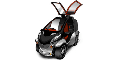 Toyota Smart Insect Concept: Getting To Know You