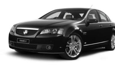 Holden Calais V 60th Anniversary Special Edition