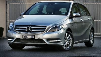 2012 Mercedes-Benz B 180 BlueEfficiency Review