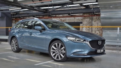 Mazda6 GT 2018 new car review