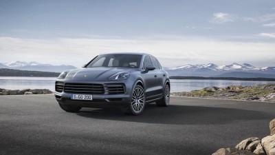 2018 Porsche Cayenne Debuts In Germany