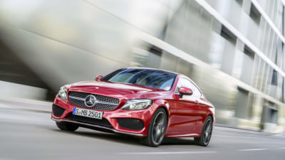 Mercedes-Benz C-Class Recalled For Loose Lip