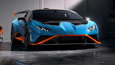 2021 Lamborghini Huracan STO price and specs