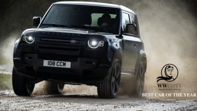 Land Rover Defender wins Women's World Car Of The Year