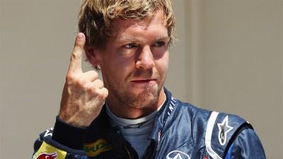 F1: Vettel Vows To 'Fight Hard' Despite Huge Lead