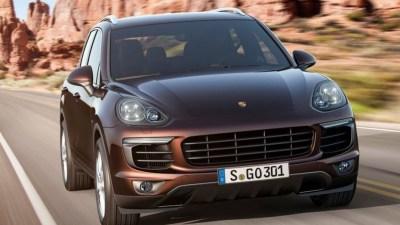 Porsche Cayenne Diesel Banned For Sale In Germany