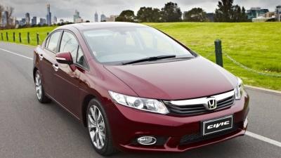 2012 Honda Civic Sedan Series II On Sale In Australia
