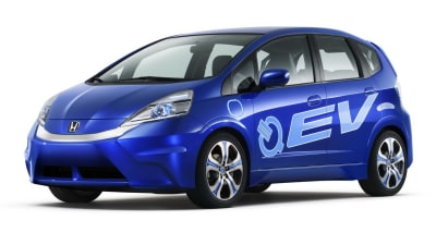 2012 Honda Jazz EV Concept Revealed