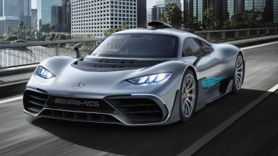 Mercedes-AMG One now delayed by two years - report