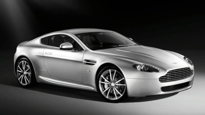 2010 Aston Martin V8 Vantage Update Confirmed