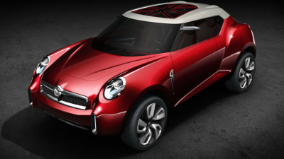 MG Icon Hints At New Roadster: Report