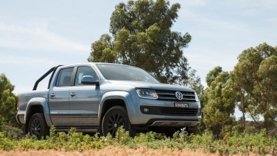 Limited Edition Volkswagen Amarok Atacama Arrives In Australia
