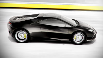 2013 Lotus Esprit Revealed Further In New Images