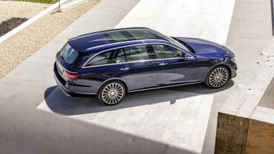 Mercedes-Benz E-Class Estate Makes European Debut Ahead Of Australian Introduction