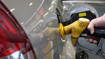Petrol Prices Up, Still Hovering Near $1.30