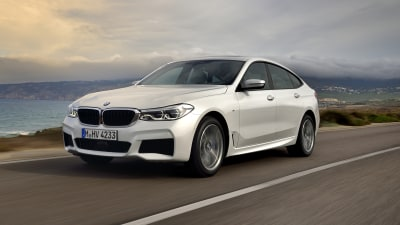 New entry-level BMW 6-Series GT revealed