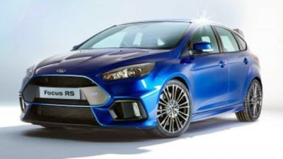 2015 Ford Focus RS Revealed In New Leaked Images