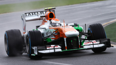 F1: Sutil Stuns With Comeback