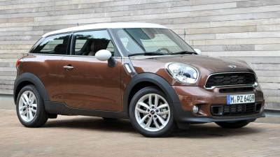 MINI Paceman Revealed, Australian Debut Set For First Quarter 2013