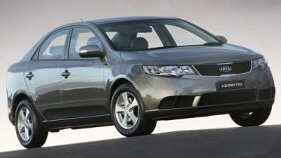 2009 Kia Cerato Limited Edition Announced