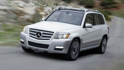 Mercedes Benz GLK official release
