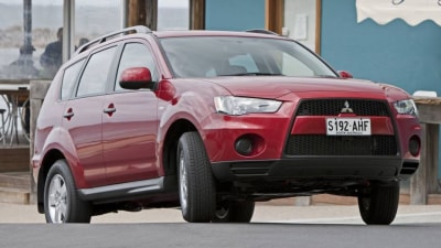 Mitsubishi Outlander Recalled For Wiper Woes