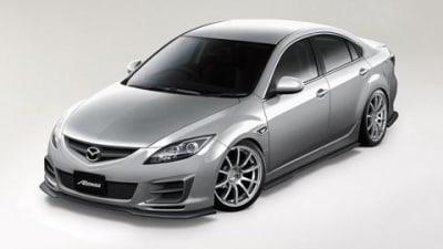 Mazda6 MPS concept?