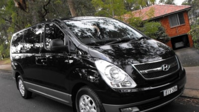 Preview Test Drive: 4-Star ANCAP Rating For 2009 Hyundai iLoad and iMax Range