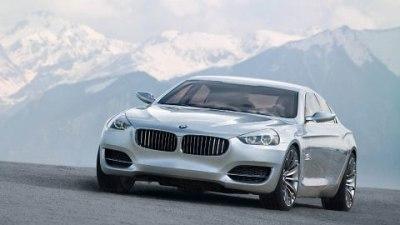 BMW Shelves Plans For Production-Model CS